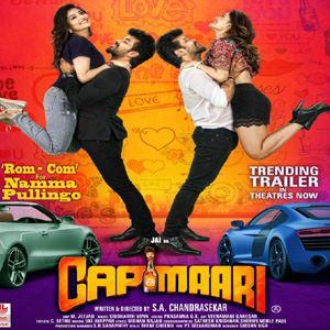 Capmaari 2020 Tamil Mp3 Songs Free Download | Cap Maari